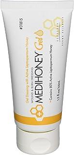 Derma Sciences 31815 Medihoney Dressing Gel, 1.5 oz. Tube