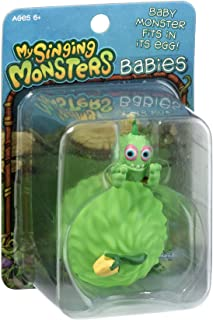 My Singing Monsters Baby Furcorn Collectible Figure with Egg