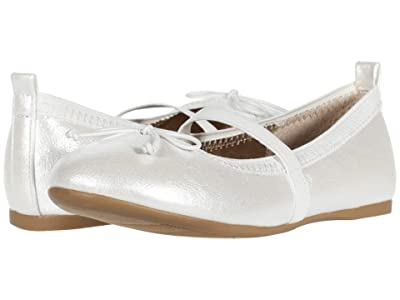 Nina Kids Esther-T (Toddler/Little Kid) (Ivory Pearlized) Girls Shoes