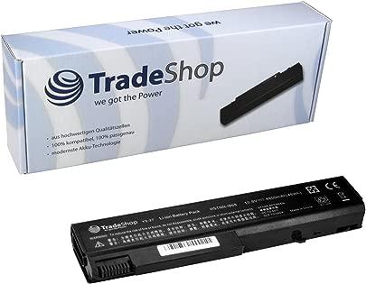 TradeShop Premium Akku 10 8V 11 1V 4400mAh f r Hewlett Packard HP EliteBook 8440w 6930p 8440p HP 6530b 6530S 6535b 6730b 6735b 6736B 6500b 6550 6550b 6555 6555b 6700b