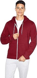American Apparel Unisex Flex Fleece Long Sleeve Zip Hoodie