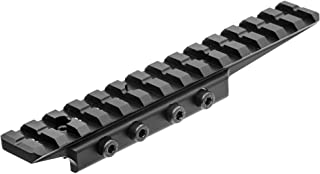 UTG Leapers MNT-DTW145 Inc, Dovetail to Picatinny Rail Adaptor, Black