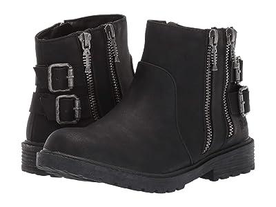 Blowfish Kids Rivers-K (Little Kid/Big Kid) (Black Utah) Girls Shoes