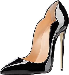 Amazon.it: scarpe decollete nere