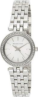 Michael Kors Petite Darci Silver Dial Stainless Steel Watch - MK3294