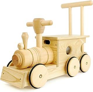 コイデ?汽車ポッポ(木製タイヤ)