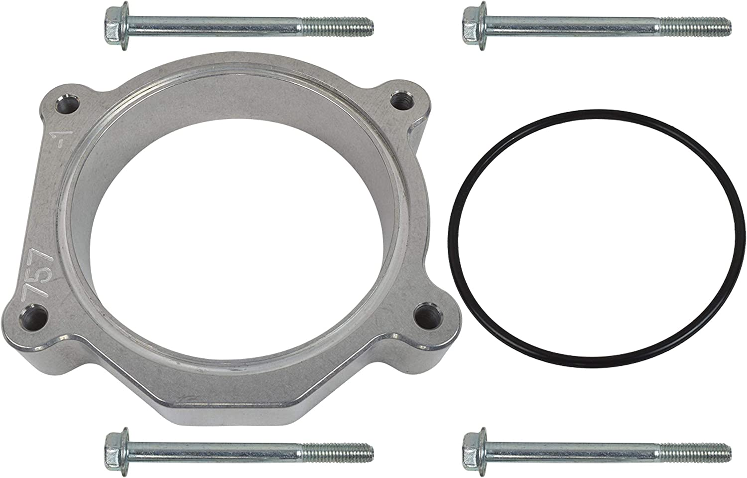 40% OFF Cheap Sale ICT Billet LSA LS3 Free Shipping New Throttle Body Spacer Cleara Adapter inch 1 LS