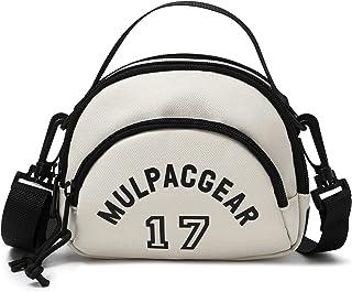 Ryushoyo Small Crossbody Backpack Sling Shoulder Bag Mini Tote Bag Travel Hiking Daypack for Women Men