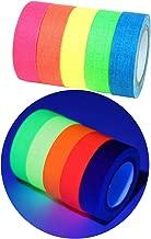 neon fabric tape