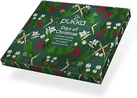Pukka Calendario dell'Avvento 2021, Calendario dell'Avvento non di Cioccolata, l'Ottimo Calendario dell'Avvento per gli...