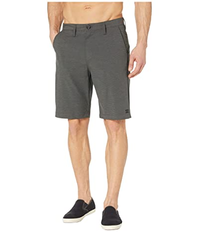 Billabong 21 Crossfire Submersible Shorts (Asphalt) Men