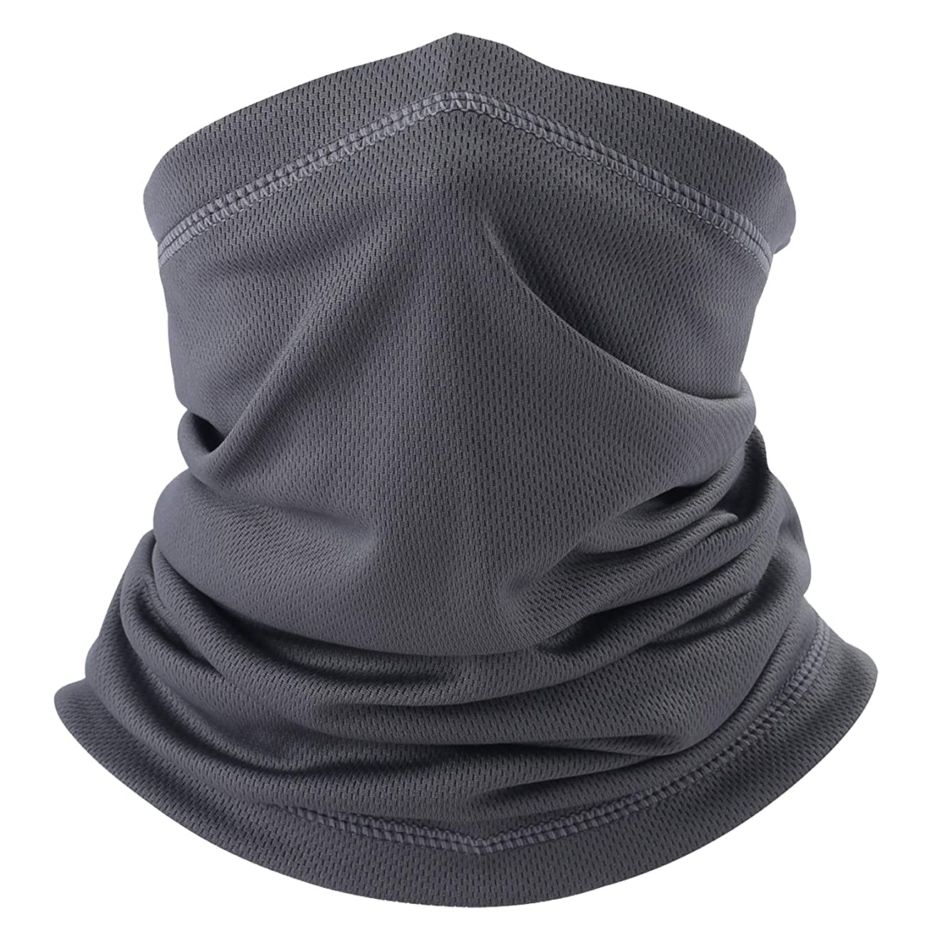 LONGLONG Summer Face Scarf Mask - Dust, Sun Protection Neck Gaiter Thin Windproof, Breathable Fishing Running Cycling Cool Bandana