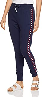 Russell Athletic Women's Side Tape Pant, Navy