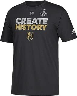adidas Vegas Golden Knights Create History 2018 Stanley Cup Finals Shirt
