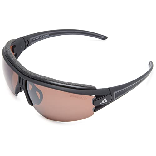 f253afae80 adidas Evil Eye Halfrim Pro L A167 6054 Polarized Wrap Sunglasses