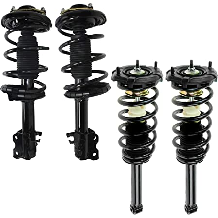Details about  /Pair Complete Struts Assembly Rear for 00-01 Infiniti-I30 2002-04 Infiniti-I35
