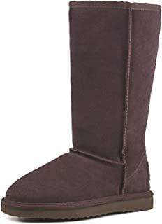 Women's Classic Leather Tall Snow Boot