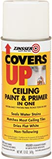 Rust-Oleum Corporation 03688 Ceiling Paint and Primer In One, 13-Ounce,, White
