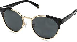 Polaroid Sunglasses Women's Pld 6038/s/x Polarized Round Sunglasses, 56 mm