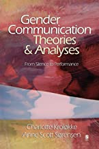 Gender Communication Theories and Analyses: From Silence to Performance