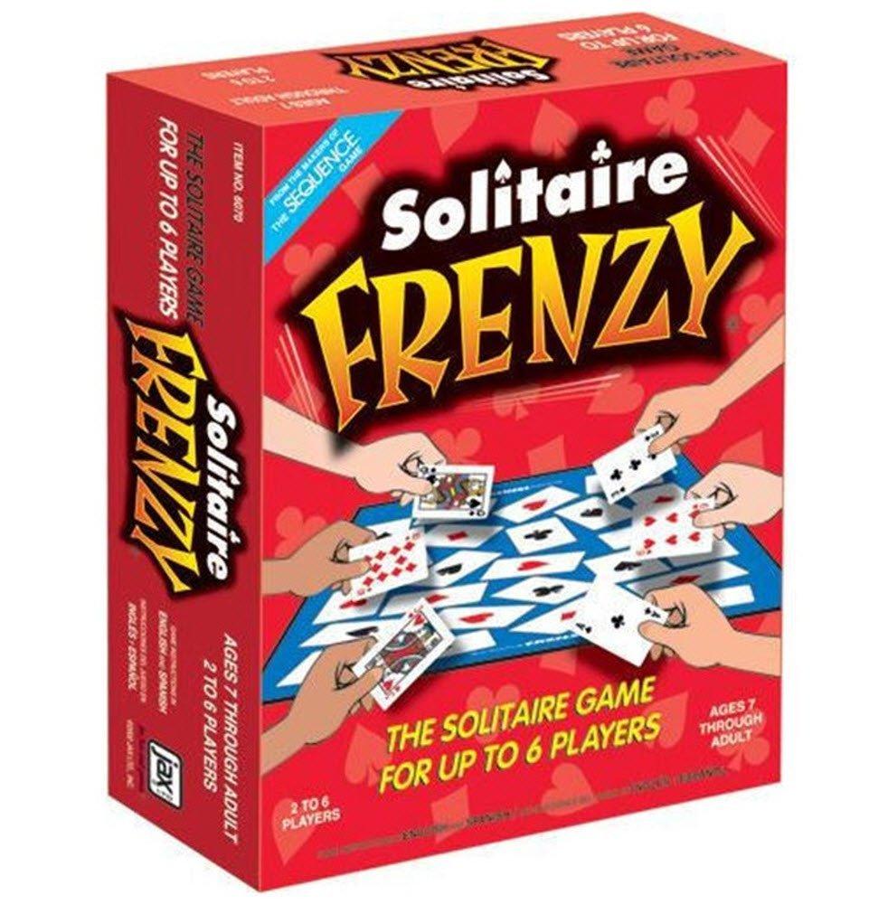 Jax 6070 Solitaire Frenzy