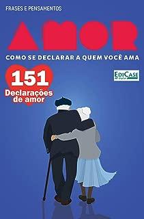 Frases e Pensamentos Ed. 1 - Cartas e Bilhetes de Amor (Portuguese Edition)