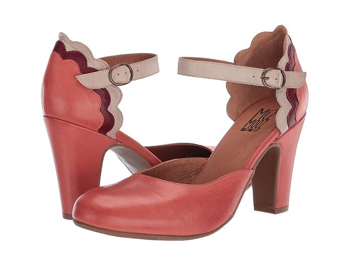 Miz Mooz  Julie (Coral) Womens Shoes