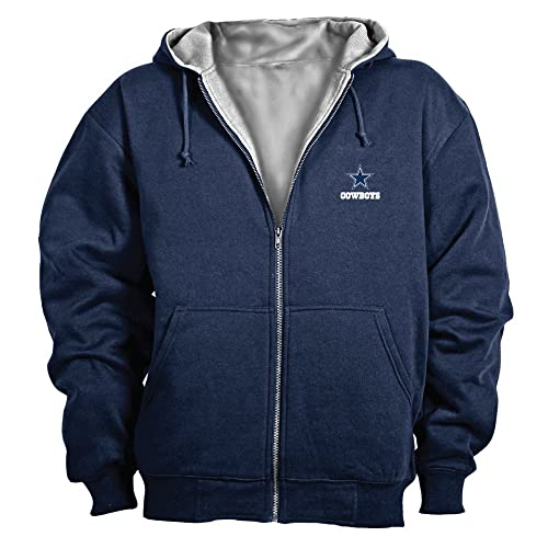 new style a97f9 d8507 Dallas Cowboys Hoodies Men's Apparel: Amazon.com