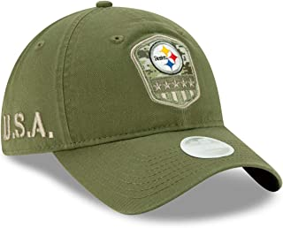 New Era 9Twenty Women's Cap - STS Pittsburgh Steelers - One Size
