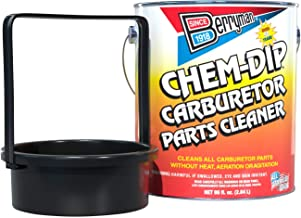 Berryman Products 0996-ARM B-9 Chem Dip Parts Cleaner with Basket and Armlock, 3/4-Gallon Pail, 96. Fluid_Ounces