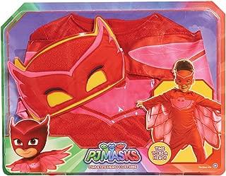 Disney Jr PJ Masks OWLETTE Dress up Costume with Mask