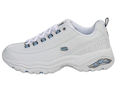 Leather Trim Black Blue Premiums SKECHERS Black Navy Leather Smooth Smooth LeatherWhiteWhite TrimWhite 56XcwPqw