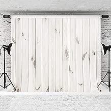 MISYOSO 9x6ft White Wood Photo Backdrops Vinyl Wooden Texture Backgrounds Photography Backdrop Stuido Props Backdrop 006-96