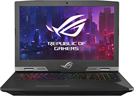 XPC ROG G703 VR Ready Gaming Laptop EVO (Intel 8th Gen i9-8950HK,