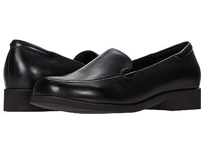 Trotters Jaiden (Black Leather) Women