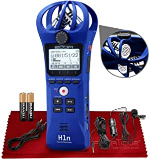 Zoom H1n 2-Input / 2-Track Portable Handy Recorder with...