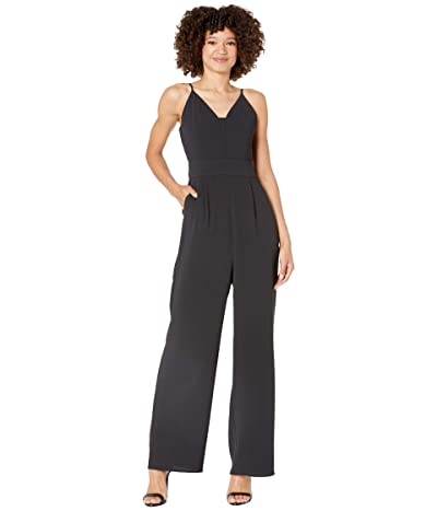 Paige Renata Jumpsuit (Black) Women