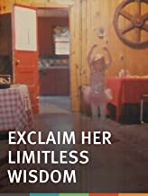 Exclaim Her Limitless Wisdom