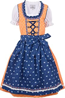 German Dirndl Dress Children Eileen Oktoberfest