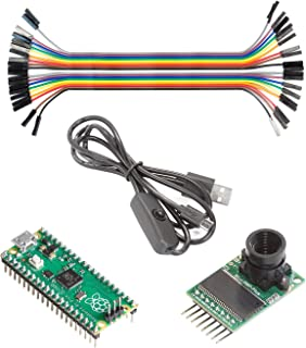 UCTRONICS Raspberry Pi Pico Bundle for TinyML Person Detection and IOT Application