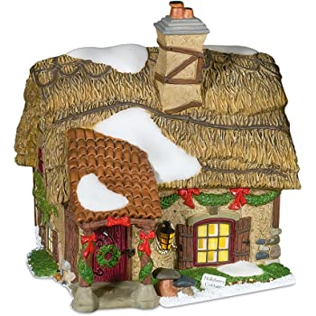 Cobb Cottage #5824-6 by Department 56 Dept 56 6119644 Heritage Village Collection; Dickens Village Series