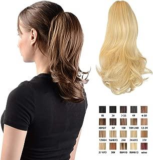 side ponytail wig