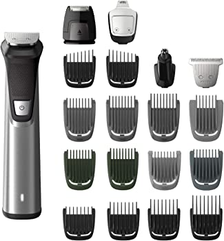 Philips Norelco Multigroom 7000 Trimmer with 23 Attachments