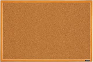 Best black wood framed cork board Reviews