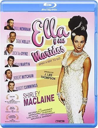 Ella y sus Maridos 1964 BD What a Way to Go! [Blu-ray] [Blu-ray] [1964]