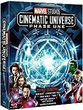 Marvel Studios Cinematic Universe : Phase 1 - 6 films [Francia] [Blu-ray]