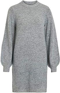 Object NOS Objeve Nonsia L/S Knit Dress Noos dames jurk