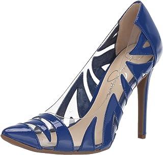 17b1683974b1f Amazon.com: Blue - Pumps / Shoes: Clothing, Shoes & Jewelry