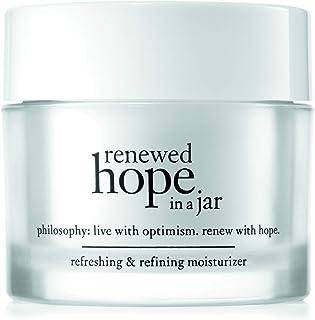 Philosophy Renewed Hope In A Jar Refreshing and Refining Moisturiser, 15ml