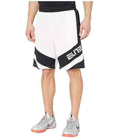 Nike Dry Elite Shorts Block (White/Black/Black/White) Men
